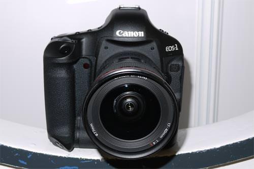 Canon EOS 1D MKIV