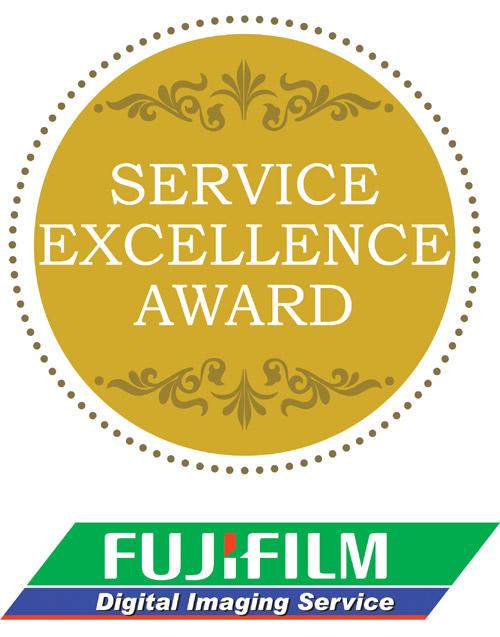 Park Cameras Service of Excellence Award