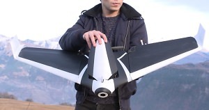 Parrot DISCO Drone With 'Throw & Fly' Design