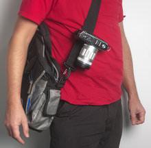 Peak Design Capture Clip - on shoulder strap