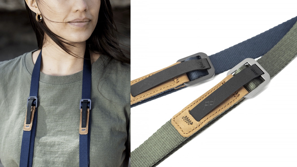 Introducing new colours to the Peak Design strap line-up