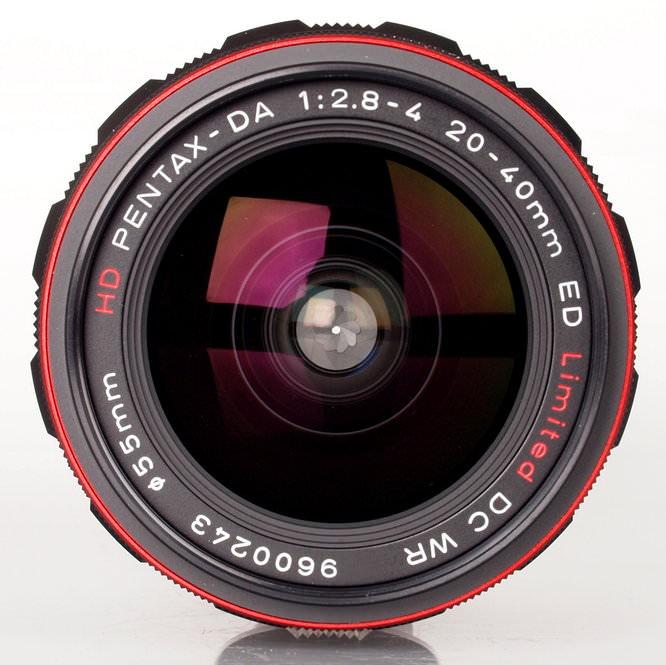 HD PENTAX DA 20 40mm F2 8 4 ED Limited DC WR Lens Black (7)
