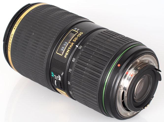 Pentax 50 135mm DA Star Lens (2)