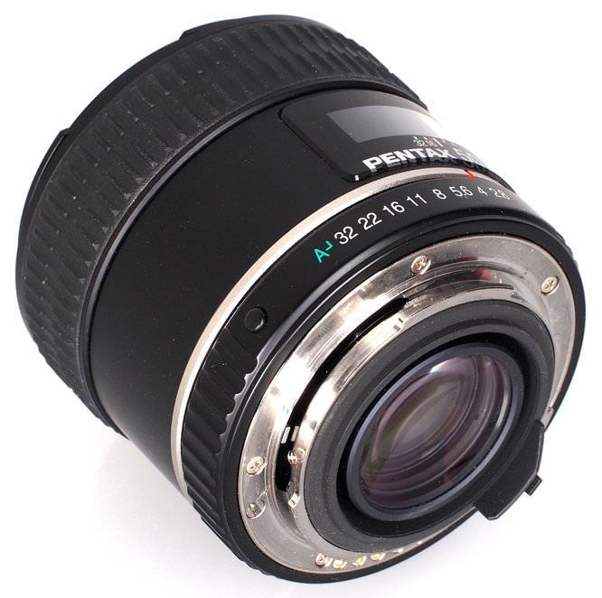 Pentax SMC P-D FA 50mm f/2.8 Macro Rear