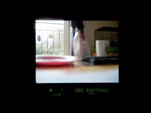 Pentax 645D viewfinder