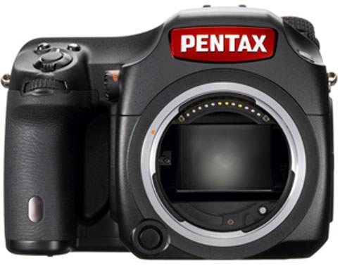 Pentax 645D IR