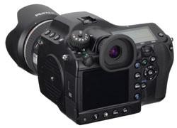 Pentax 645D Medium-Format Digital SLR Camera Back