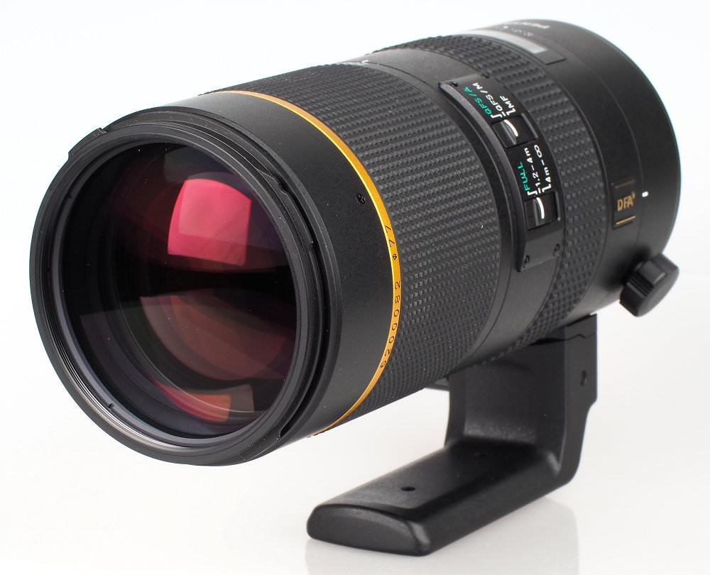 HD PENTAX D FA 70 200mm F2