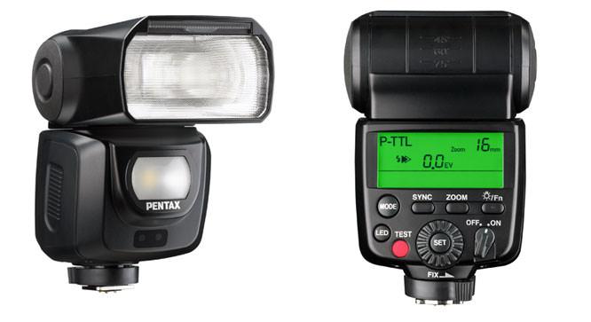Pentax Flash Units