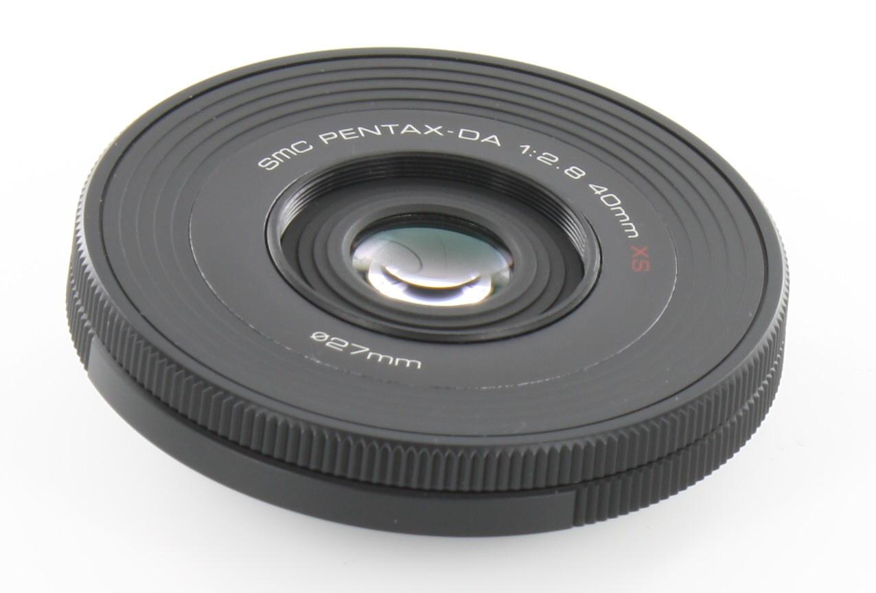 Pentax DA 40mm f/2.8 XS Pancake Lens Review