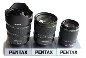 Pentax FF And APS-C Lenses