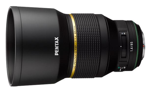 HD Pentax-D FA* 85mm f/1.4