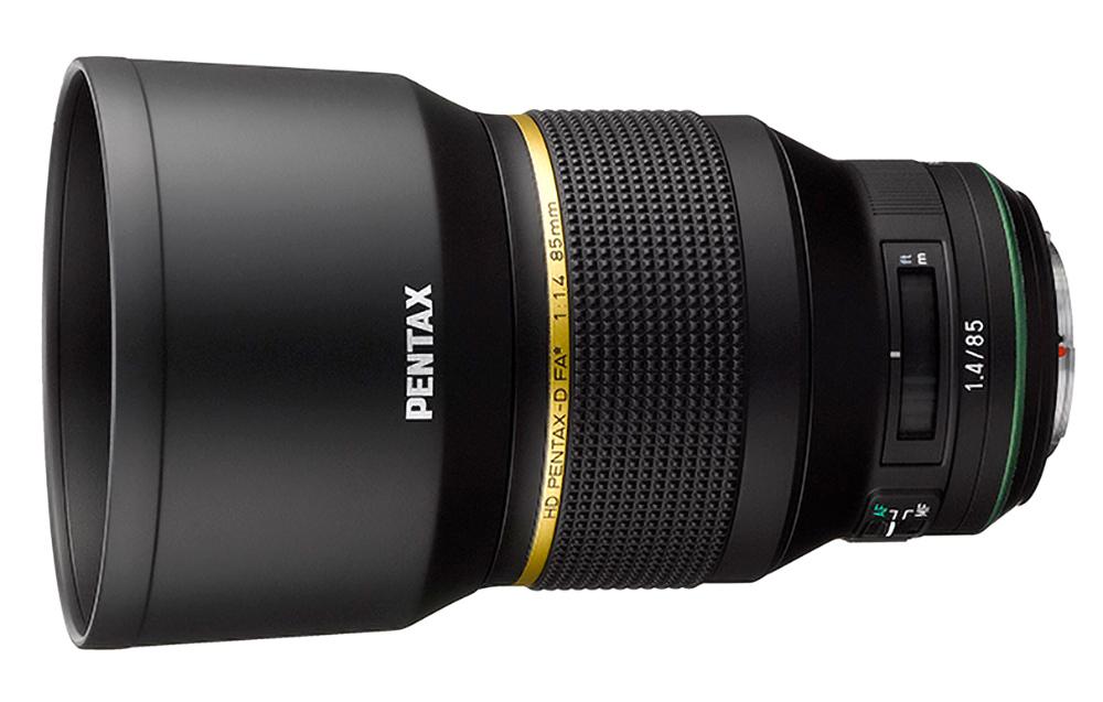 Pentax 85mm Da Star 1000