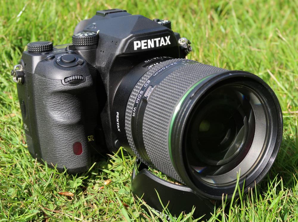 Pentax K 1 24 70mm Lens (1)