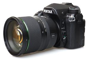 Pentax K-1 Mark II Review