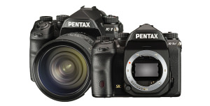 Pentax K-1 Owners Can Transform Their DSLR Into A Pentax K-1 Mark II