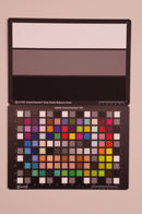 Pentax K-5 Test chart ISO3200
