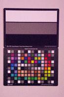 Pentax K-5 Test chart ISO51200