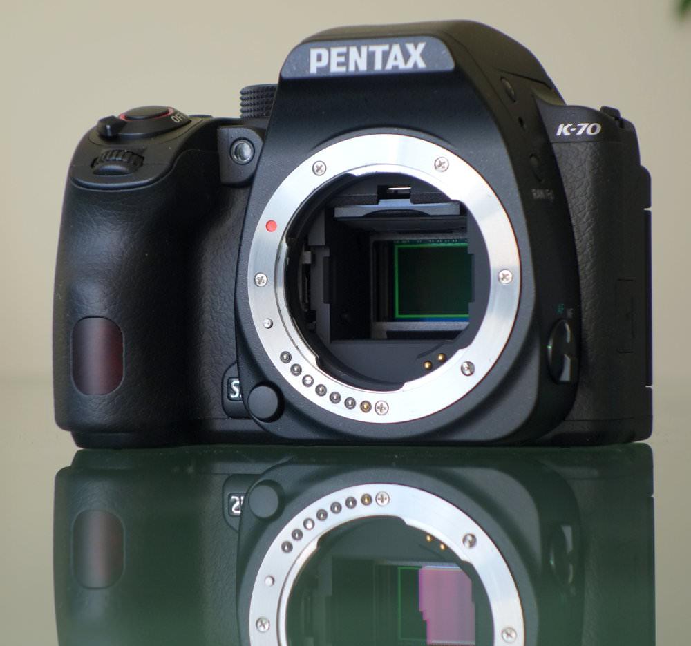 Pentax K70 DSLR (6)