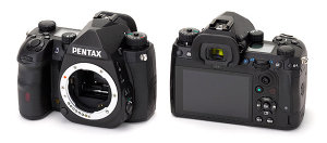 Pentax K DSLR In Development