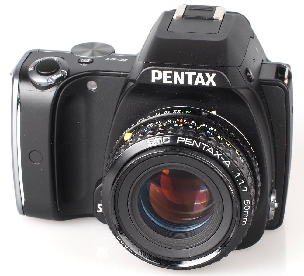 Pentax K S1 Black (2)