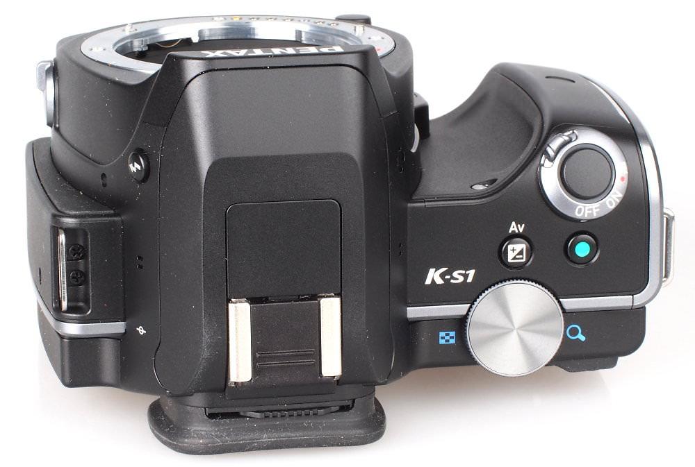 Pentax K S1 Black (5)