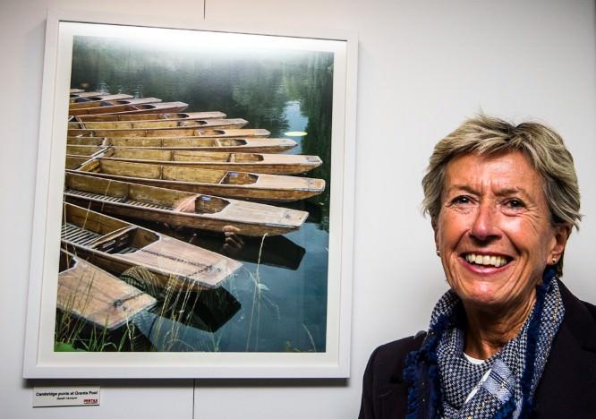 Sarah Hurcum from the LintonCamera Club