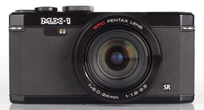 Pentax MX 1 Black (1)
