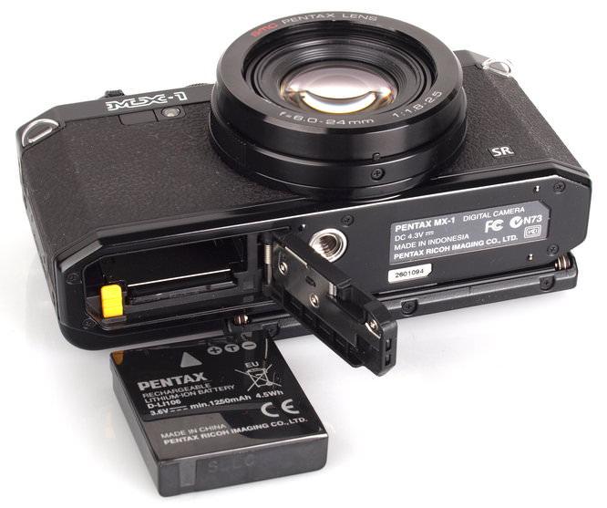 Pentax MX 1 Black (2)