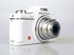 Pentax Optio I-10 lens
