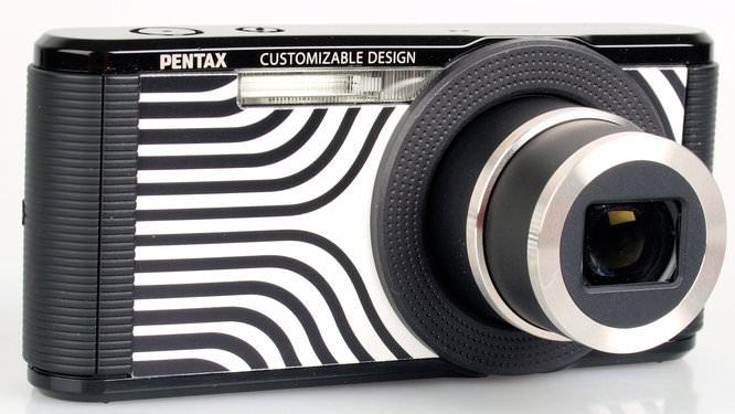 Pentax Optio Ls465 Lens Extended