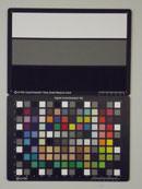 Pentax Optio RS1000 Test chart ISO1600