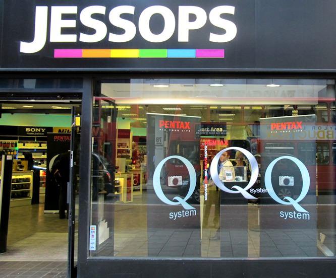 Jessops Store Q Front