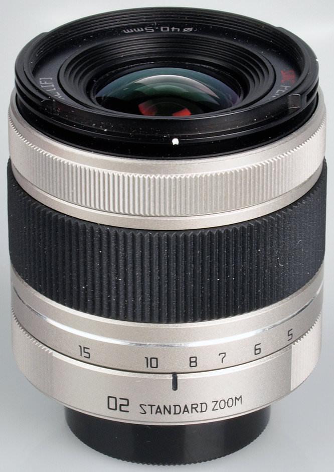 02 Standard Zoom 5-15mm f/2.8-4.5