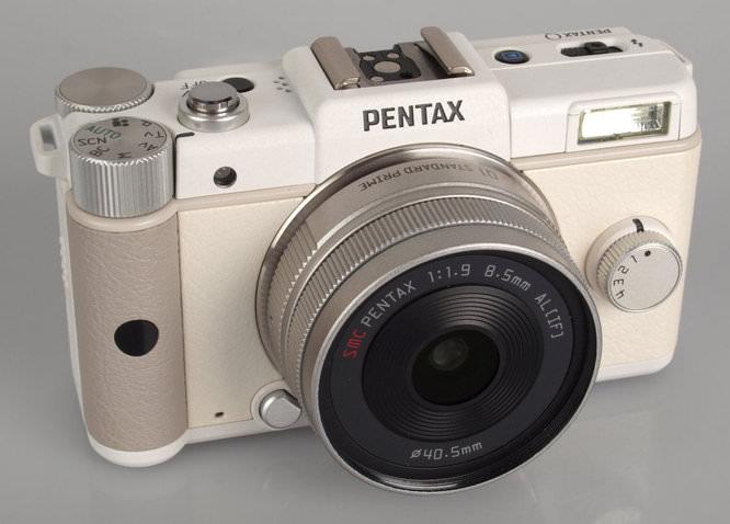 Pentax Q10 Camera Windows