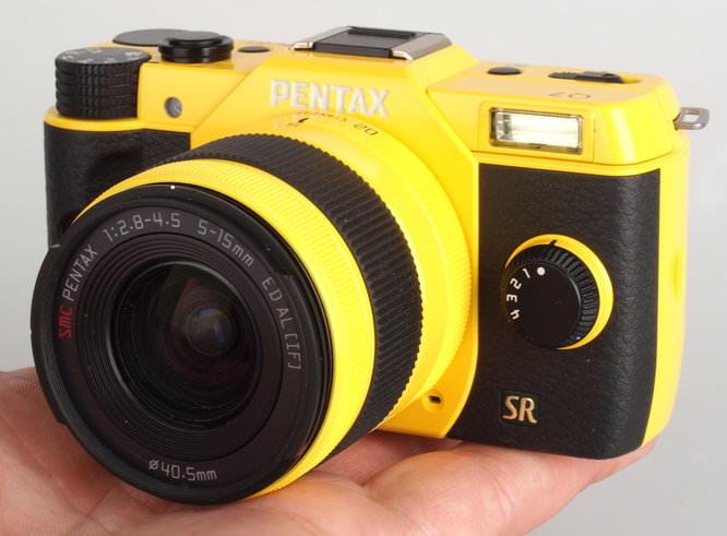 Pentax Q7 Yellow (3)