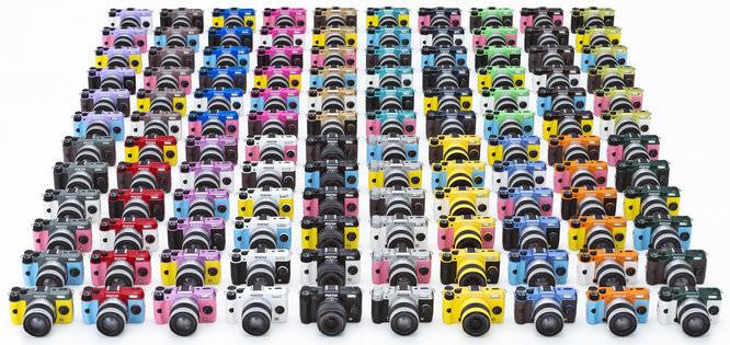 Pentax Q7 120colors