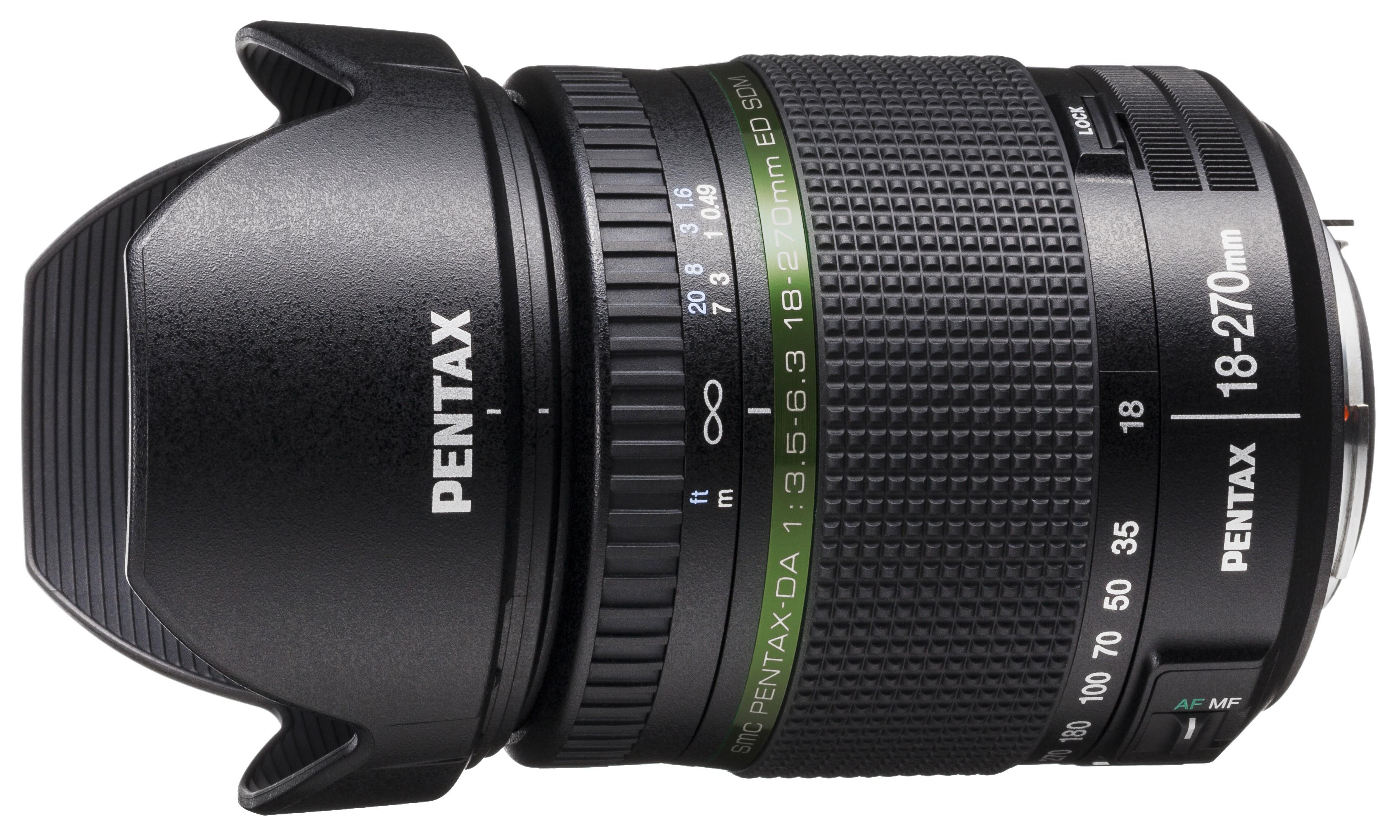 Pentax Smc Da 18 3 5