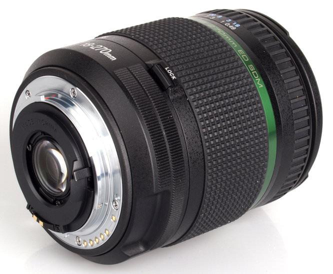 Pentax Smc 18 270mm Lens (5)