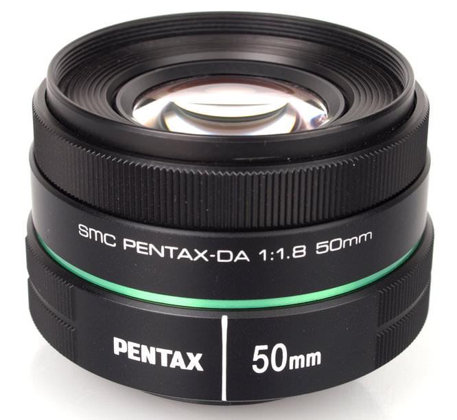 Pentax SMC DA 50mm f/1.8