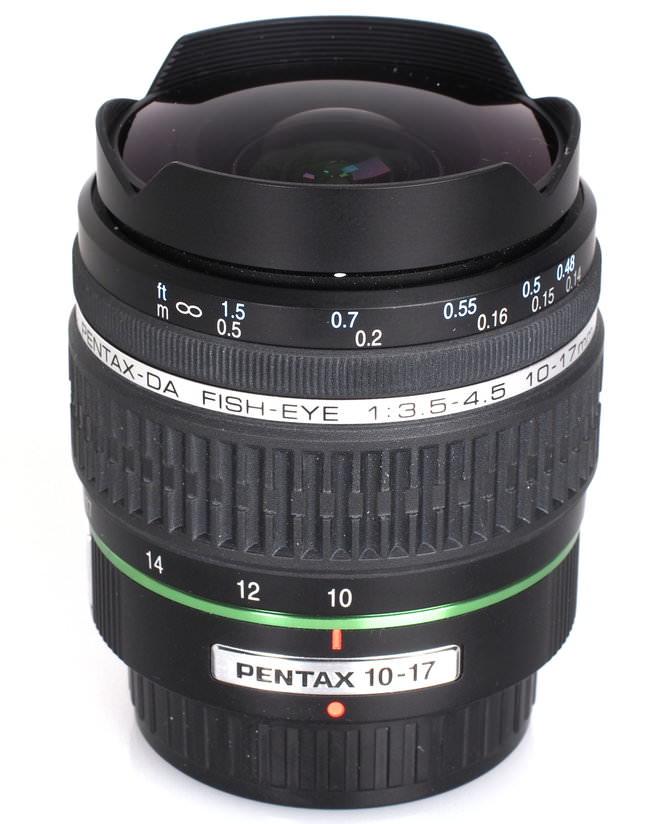 Pentax 10 17mm Fisheye Zoom (2)