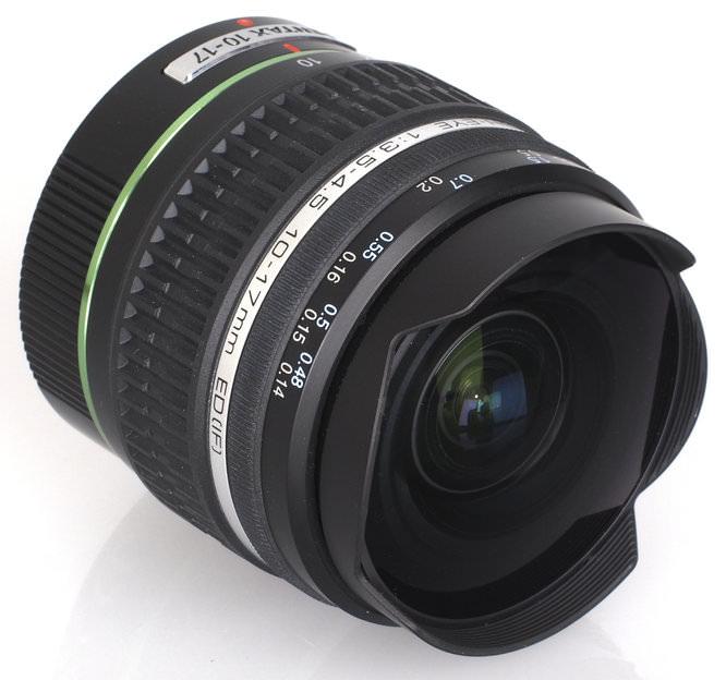 Pentax 10 17mm Fisheye Zoom (5)