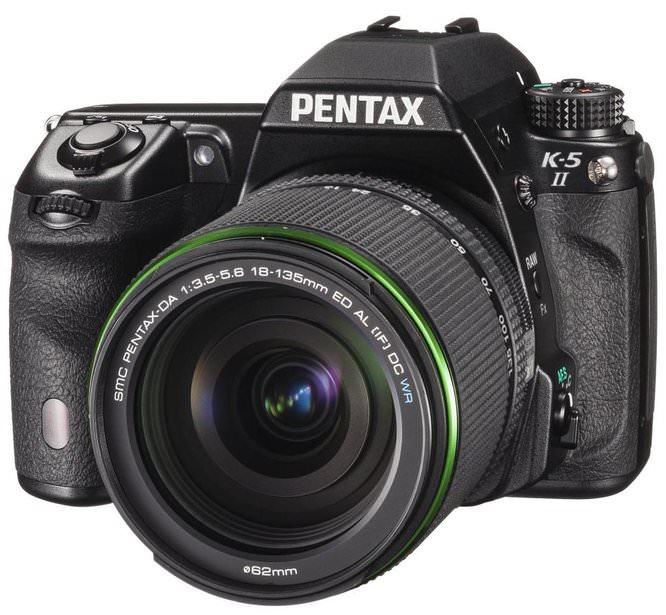 Pentax K5-II