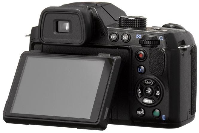 Pentax X 5X5 F BK LCD