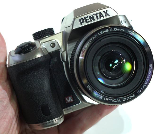 Pentax X 5 Hands On (5)