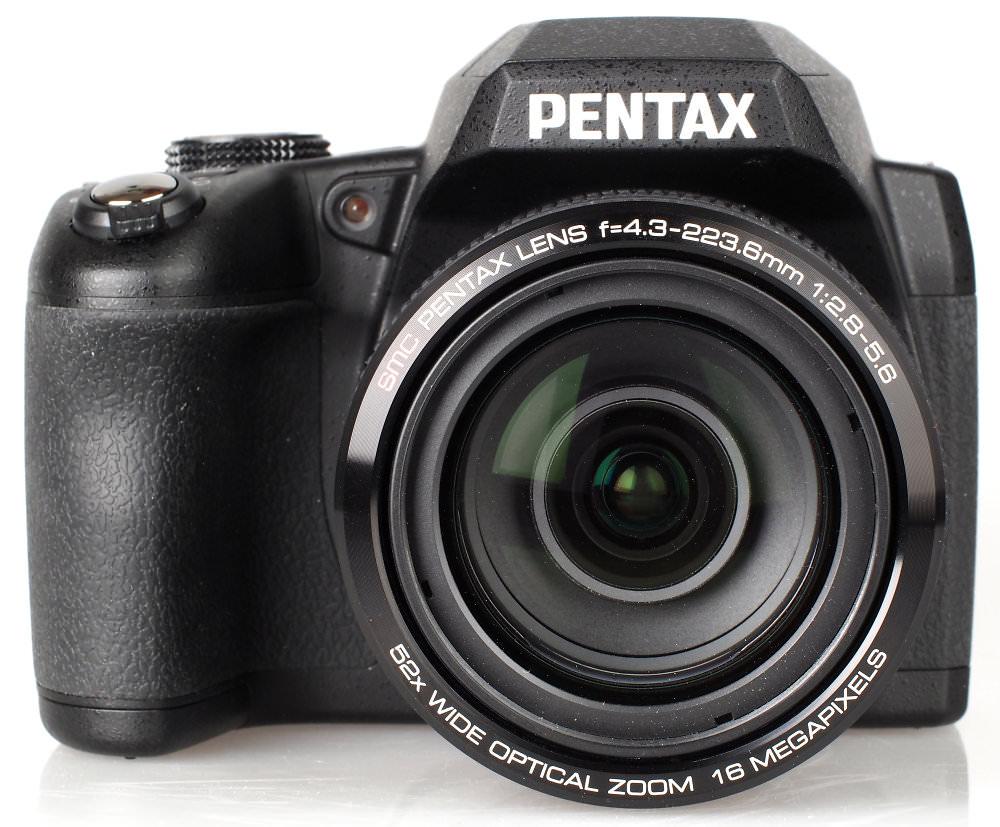 Pentax X G1 Front