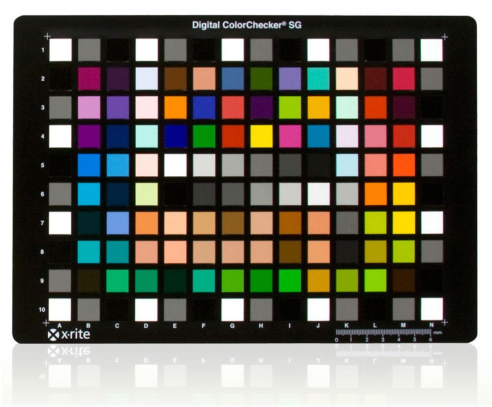 ColorChecker Digital SG