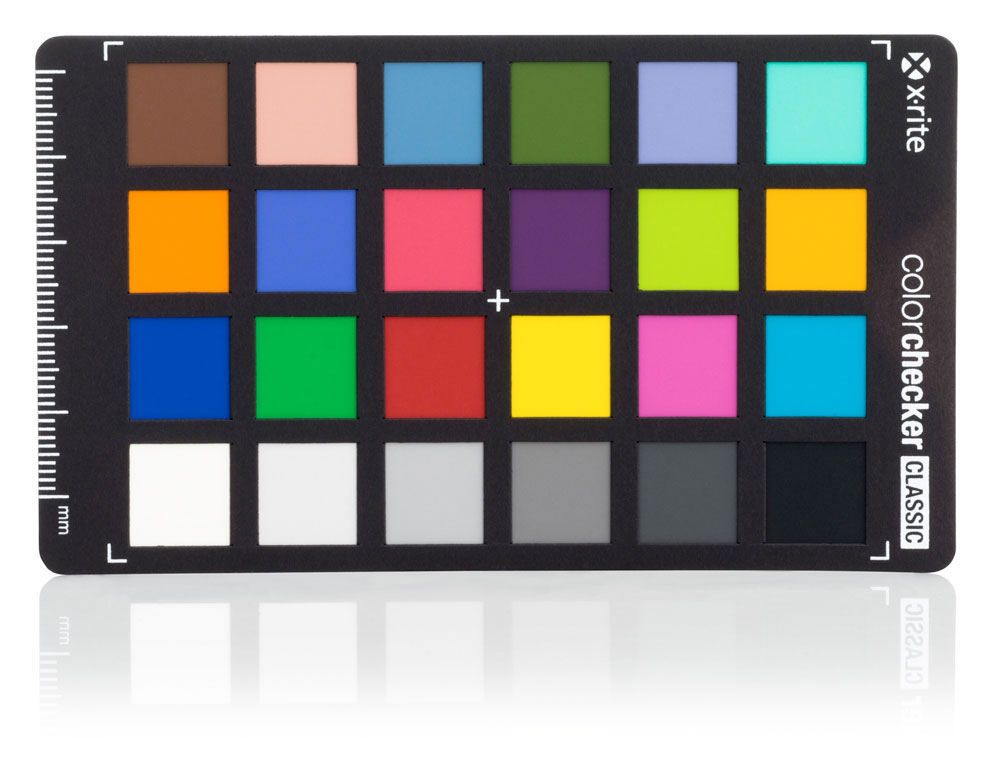ColorChecker Classic Mini