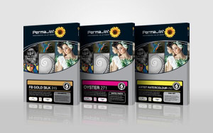 PermaJet Announce New Packaging