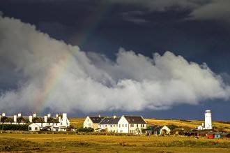 Portland Rainbow For Evaluation  Colour | 1/320 sec | f/9.0 | 55.0 mm | ISO 200